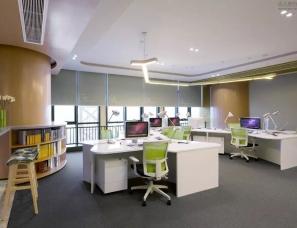广州柏舍励创设计--奥园广场办公室