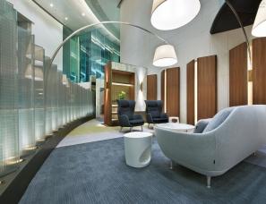 香港国际金融中心 ifc, Club ic贵宾区 - ACD 蔡明治设计