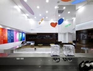 绘造社设计--ORIGINALFRESH上海静安嘉里中心店