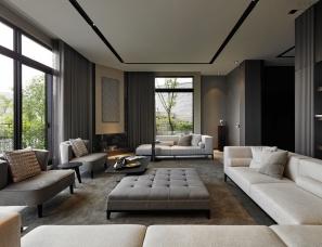 JAHAA 頡合設計--華城私宅