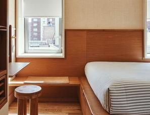 Atelier Ace--纽约Sister City日式风格酒店