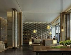 CCD郑中设计--厦门希尔顿格芮精选酒店