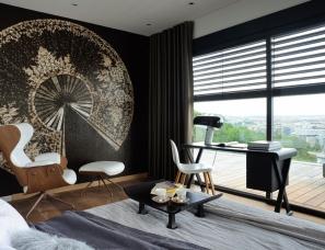 Claude Cartier设计--MAISON STE FOY LÈS LYON