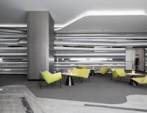 毕路德设计--深圳融创·创智谷展厅
