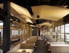 庄哲涌设计--热带丛林餐厅