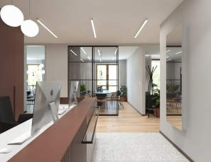 Raca Architekci设计--kancelaria-notarialna-gdansk
