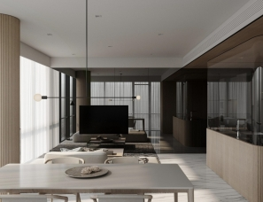 0932 Design设计--新加坡现代品质公寓163m²