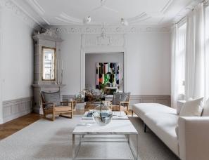 Stockholm设计--斯德哥尔摩一流公寓