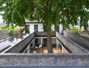 B.L.U.E. Architecture Studio--京协作胡同胶囊酒店