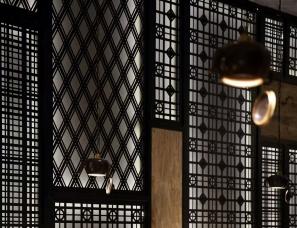 深圳艺鼎装饰设计--炭舍餐厅