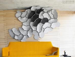 装饰画已成为时下流行的墙面装饰元素