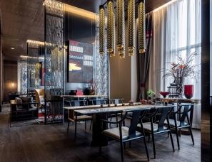 深圳布鲁盟设计--泰禾 · 金府大院别墅