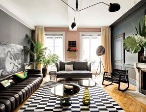 Claude Cartier设计--艺术美学空间