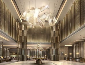 PLD刘波设计--包頭萬豪酒店