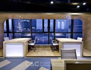 """福州C&C 联旭室内设计---""""幻境""""时尚办公室"""
