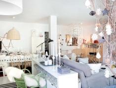 马德里:丰富的织品与装饰物,营造出优雅与梦幻
