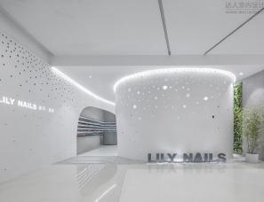 北京建筑营设计--Lily Nails美甲美睫
