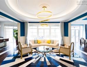 Parker Lee Interior Design Studio--河北海墅