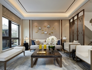上海颐居装饰设计--苏州路劲燕江澜