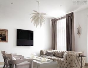 英国Kelly Hoppen设计--伦敦135㎡现代公寓