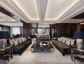 壹舍设计方磊One House--苏河湾滨水别墅