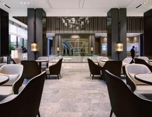 广州柏舍励创设计--佛山·融创望江府销售中心