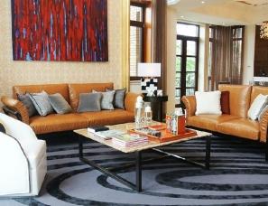 陈建中与黄煌设计--成都蔚蓝卡地亚四期叠拼花园