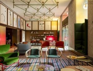 DWA Design Studio--米兰Giulia酒店