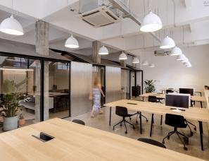 联图建筑设计--Herschel Supply上海办公室