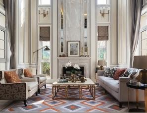 G&A集艾设计—绿地海珀风华别墅样板