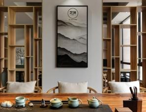 艺境空间设计作品—木之雅韵