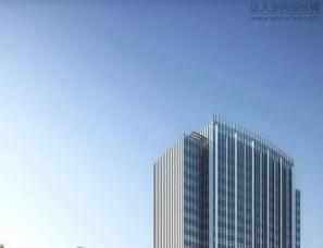 金螳螂设计--北京银行南京分行办公楼设计方案