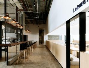 北京沅本联合室内设计--服装学院容成时尚创意产业园