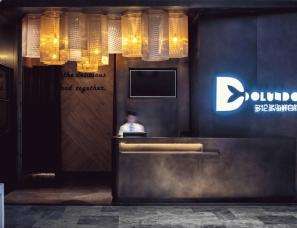 上瑞元筑设计--杭州多伦多自助餐厅(来福士店)