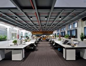 杜兹设计--幸福码头8号楼空间改造项目