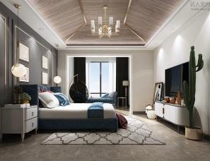 600平方美式住宅、赫本世奇别墅设计