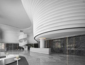 AOD集成设计--江西南昌恒茂未来都会销售中心
