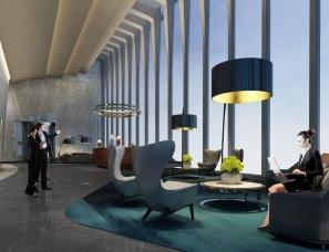 广州城市组设计--广发证券大厦新总部大楼设计方案