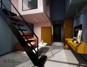 【杭州尚舍一屋】酒店式公寓设计新作 380㎡
