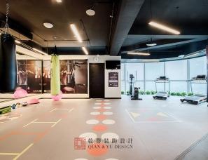 乾誉设计·刘熠作品·LEO(尼奥)健身工作室