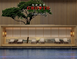 【温泉酒店设计】北京南宫温泉五星级酒店