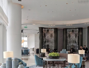 傅厚民新作 | Waldorf Bangkok,东南亚第一家华尔道夫酒店