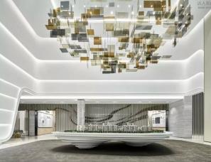 大观·自成国际空间设计--中粮 【禧瑞祥云】售楼处