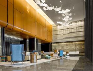 曼图设计--襄阳绿地铂骊酒店