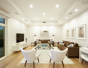 Griffiths design studio--Toorak House