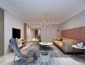 金华JR-HOME设计 ------轻松自然的140平方北欧美宅