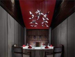 南京名谷设计潘冉--问柳菜馆
