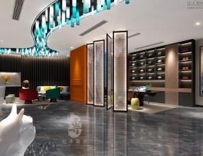 绵阳精品酒店设计|莱美城市精品酒店