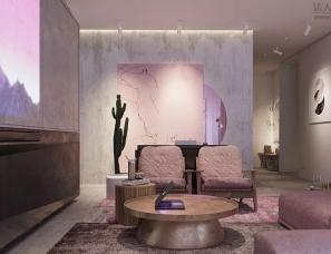 Evgenia Shilova+Ilya Eroshevich--高级又轻奢的公寓
