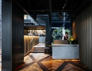 Woods Bagot设计--悉尼西部酒店